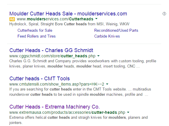 Google Ad Extensions + 30 Minutes of Work + 30 Days for 300% Increase in CTR 1